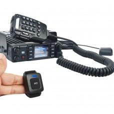 Anytone DMR Tri-band Mobile Radio GPS Bluetooth Analog Digital