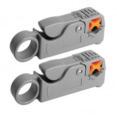 COAX connector stripping tool