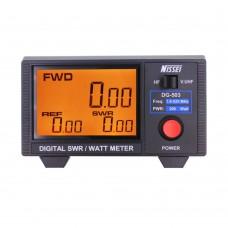 Digital RF power SWR meter